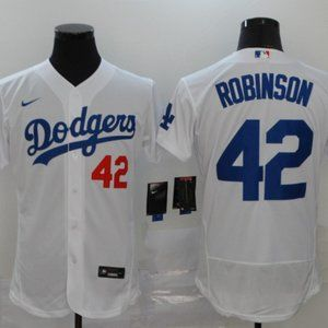 Youth Dodgers #42 Jackie Robinson Jersey